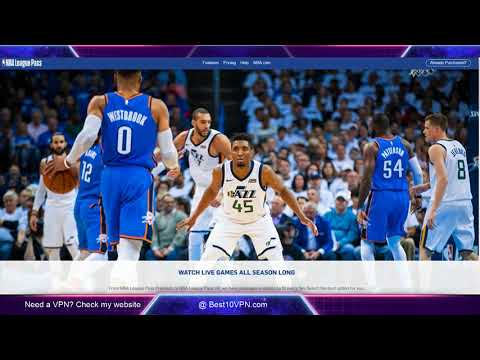 NBA League Pass For $2 A Month With No Blackouts!