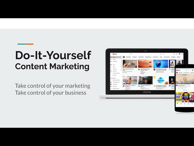 Web Education Services Presents DIY Marketing