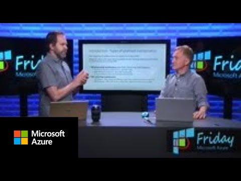 Azure Friday | Virtual Machine Planned Maintenance