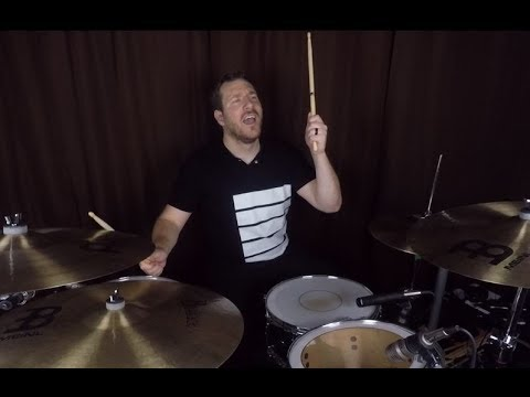 Green Day - Back In The USA - (Drum Cover)