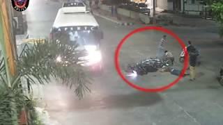 Bike Vs Bike Blind Accident | Caught By CCTV in Tirupati | Live Accidents in India