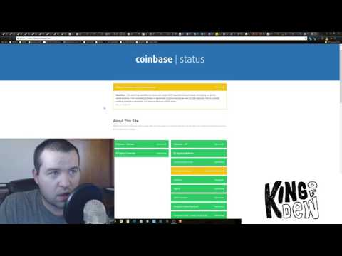 BREAKING Dew News - Coinbase Unable to Fulfill Orders - Scam or Failure to Execute?