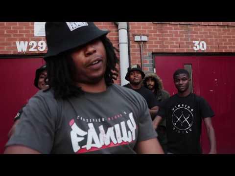 Poet x Myah x Omie Omz (CBF) - Backflip (Music Video)