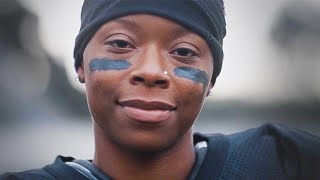 Toni Harris Wants to be First Female in NFL