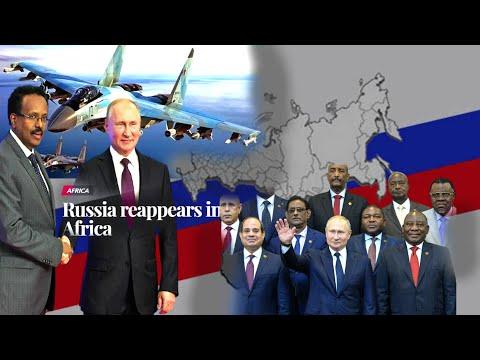 XOG Sidee Ruushka Xoogiisa Ugala Wareegaya Afrika Maraykanka Iyo Xirir La sameeyso Somalia