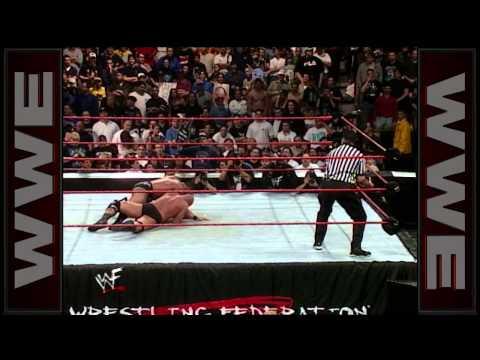 """Stone Cold"" Steve Austin vs. The Rock - WWE Championship Match: Backlash 1999"