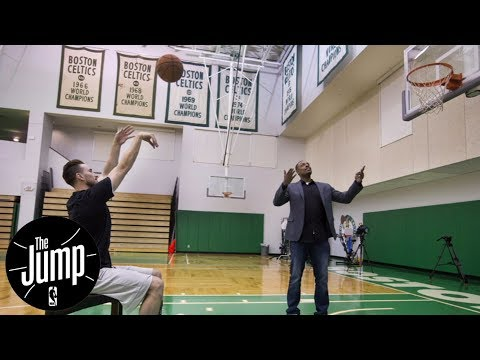 The Jump reacts to Gordon Hayward rehab update | The Jump | ESPN