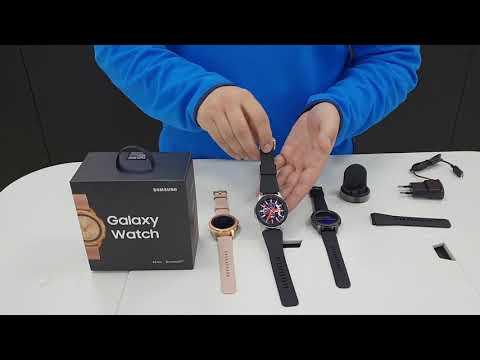 Обзор на новые Часы |SAMSUNG GALAXY WATCH|