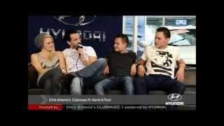 HARRIS & FORD @ GOTV | Chris Antonios Club Music Show [TV Mitschnitt 22.11.2012]