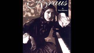 Szymon Goldberg &  Lili Kraus - Mozart : Violin Sonata  #31 K.404 (1937)