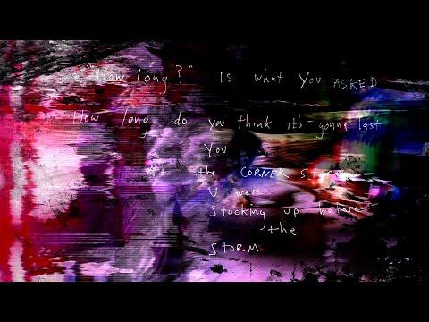 Big Red Machine - Latter Days (feat. Anaïs Mitchell) (Official Lyric Video)