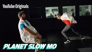 Slow Mo Aerodynamics