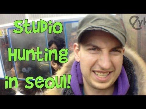 Studio Hunting in Seoul