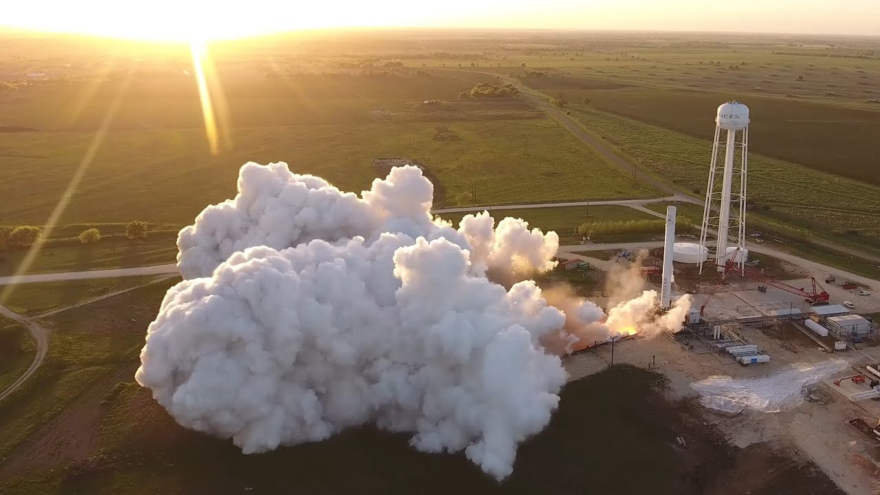spacex mcgregor tx youtube
