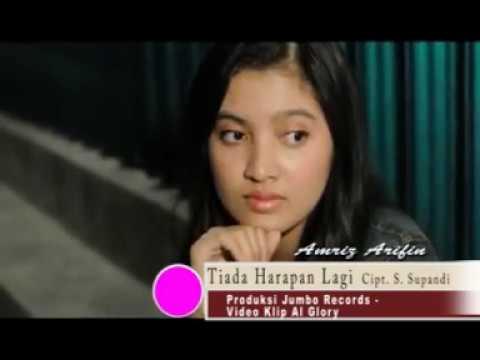 TIADA HARAPAN LAGI - DANGDUT - AMRIZ ARIFIN ( JUMBO RECORD - 2014 )