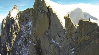 10060_Base Jump wingsuit Rognon du Plan Aiguilles de Chamonix Mont-Blanc Valery Rozov