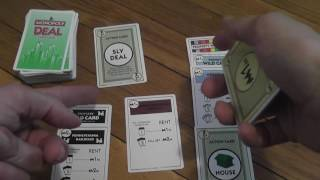 Monopoly Deal Card Game Review