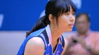Hisamitsu Spring(JPN) - Bohai Bank Tianjin(CHN) Asian Women's Club Volleyball Championship 2014