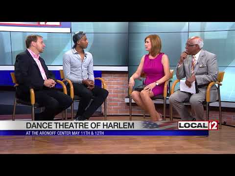 Cincinnati Ballet dancer to join Dance Theatre of Harlem which will perform at the Aronoff
