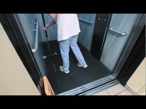 Maintenance of common areas in nursing homes