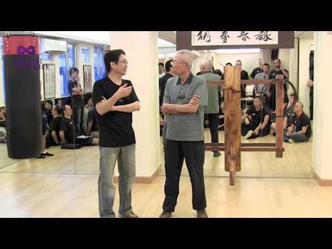 internal Wing Chun 's healing qualities