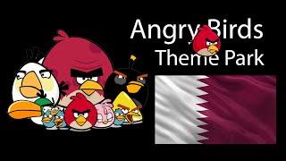 Angry Birds Theme Park Doha Festival City Qatar