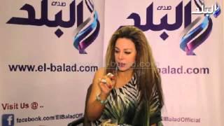 بالفيديو .. سوزان نجم الدين تتحدث لـ'صدى البلد' عن سر قبولها لـ 'صرخة روح'