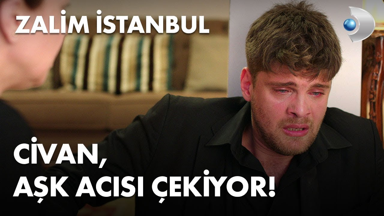 Civan aşk acısı çekiyor! - Zalim İstanbul 38. Bölüm