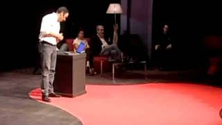 We will see when the day comes...: Pedro Ribeiro at TEDxAveiro