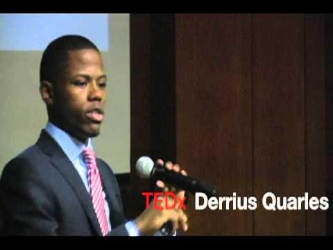 TEDxYouth@PiedmontPark - Derrius Quarles: Awakening Imagination