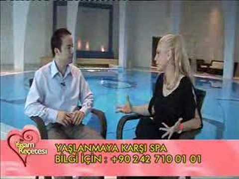 Emel Aktan Ile Yaşam Reçetesi Calista Luxury Resort Bölüm1