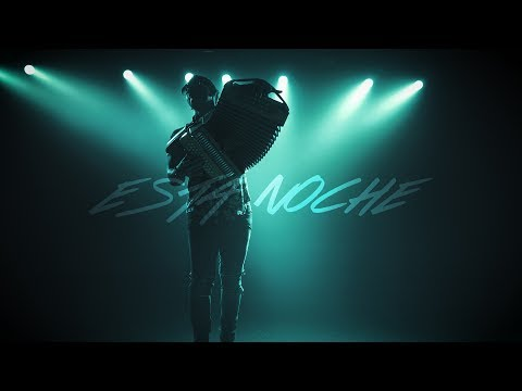 AJ Castillo - Esta Noche [Official Music Video]
