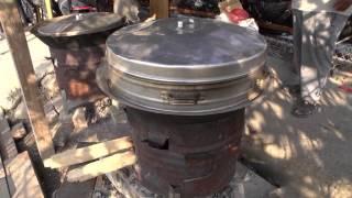 專業「菜頭粿」的製作