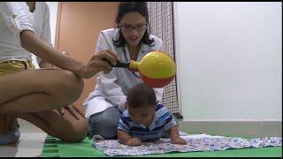 Perjuangan Bayi Zifan Melawan Meningitis dan Hidrosefalus.