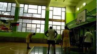 Баскетбол, вечерняя лига Видео В Севостьянова 2