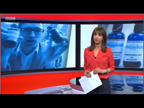 'Miracle autism cure' seller exposed BBC1 News 11/06/15