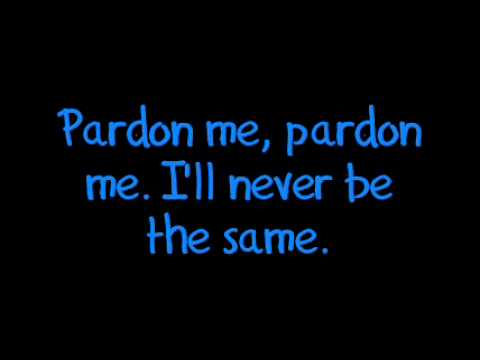 Incubus - Pardon Me lyrics