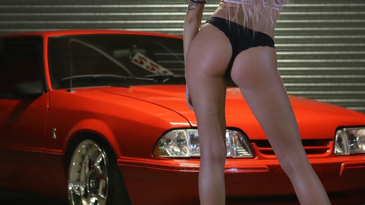 2017 Mustang Gt Premium >> Lena Jolina dancer & Ford Mustang: 2017 - Mustang Babes [HD] - YouTube