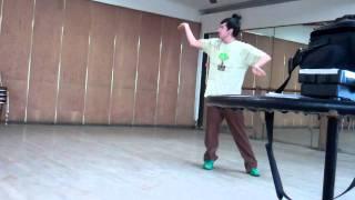 POCK SHOCKING LOCKING DANCER