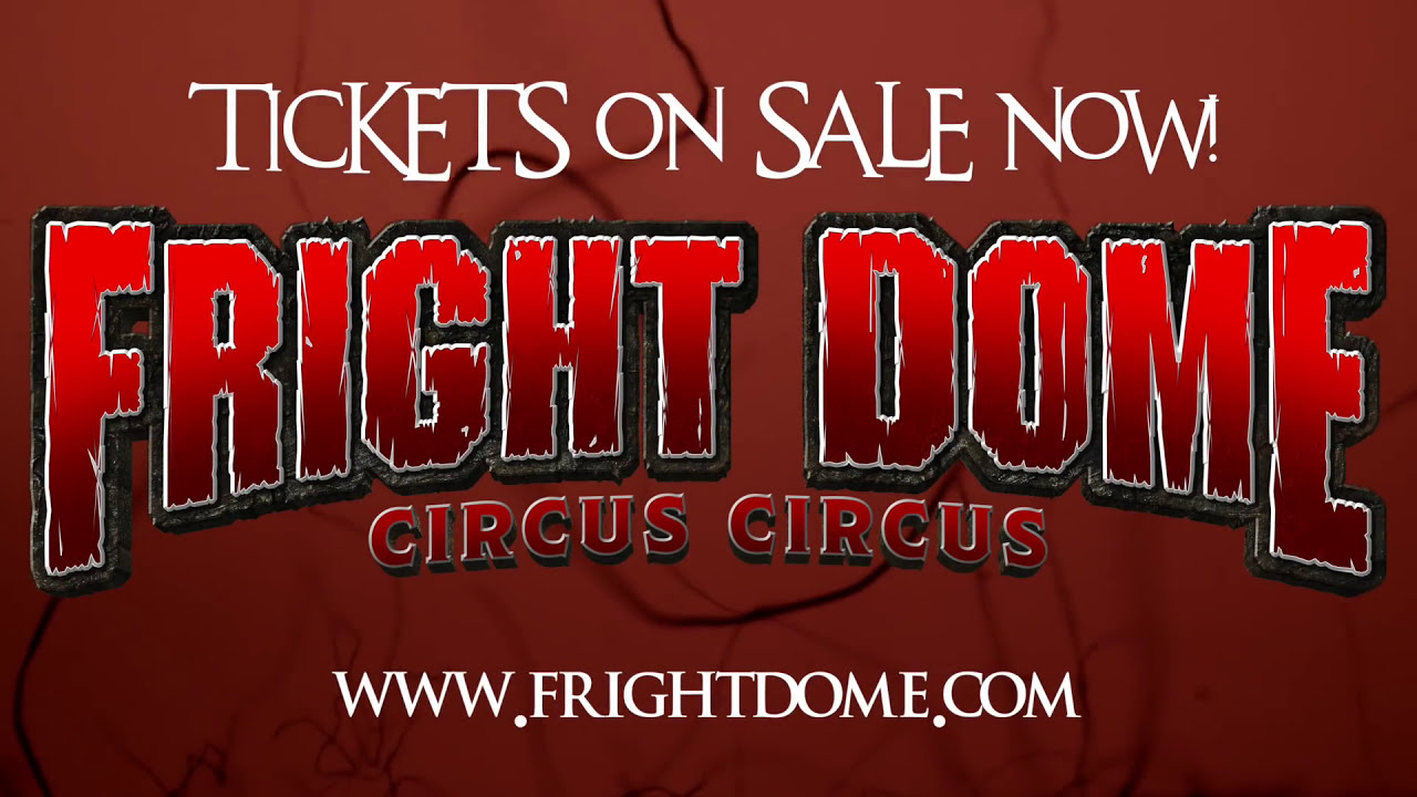 fright dome coupons 2 for 1