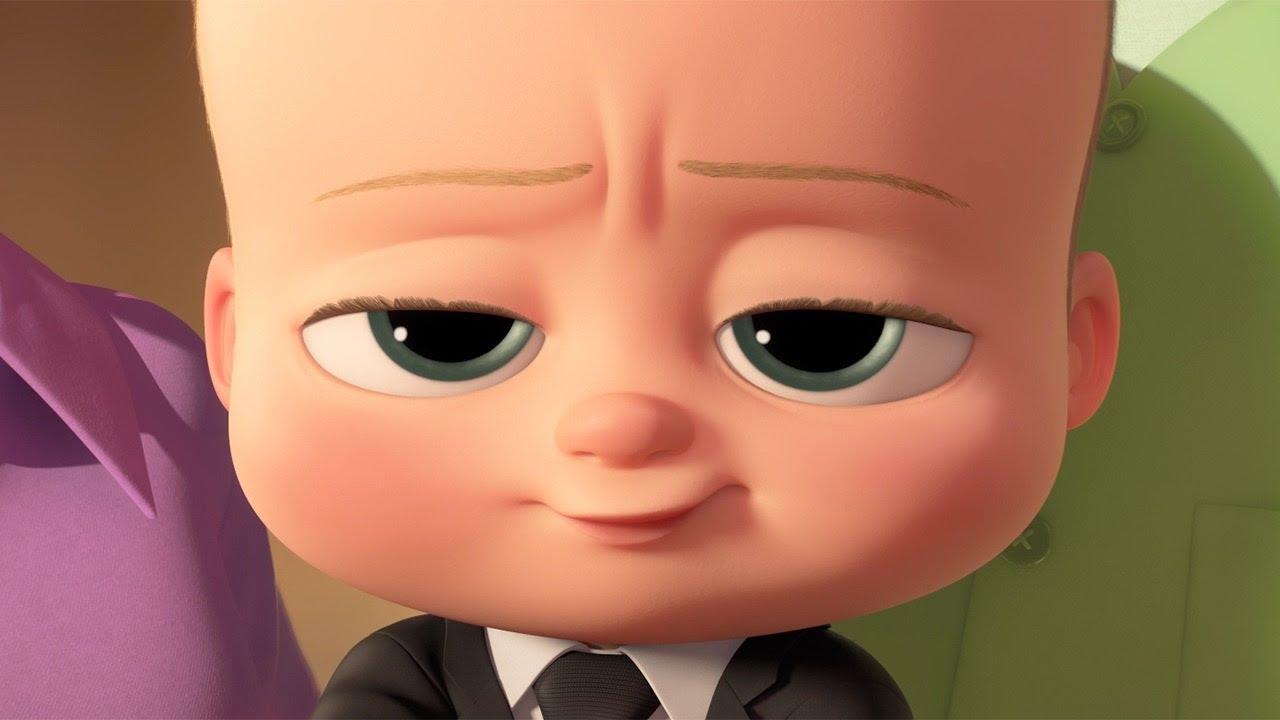 Boss Baby Trailer Deutsch