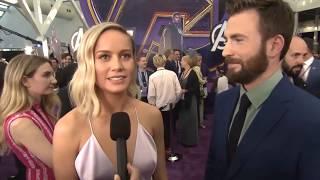 Brie Larson \u0026 Chris Evans || Love Someone