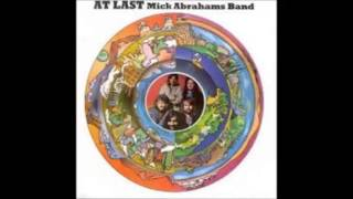 MICK ABRAHAMS BAND - Maybe Because
