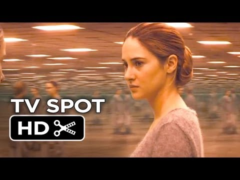Divergent TV SPOT - Fighting Back (2014) - Shailene Woodley, Theo James Movie HD