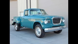 1963 Studebaker Champ Pick-Up (SOLD)
