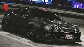 TOYOTA CELICA ST205 Top Exhaust Sounds!!!