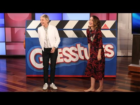 Ellen Plays Guesstures with Rose Byrne!