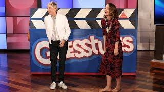 Ellen Plays Guesstures with Rose Byrne!