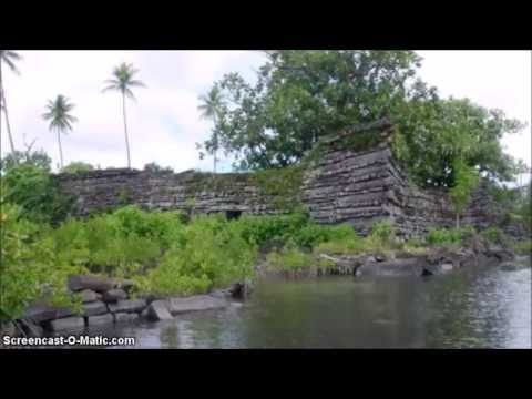 Nan Madol ~ Ancient Island City Of Mystery