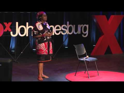 My life as a traditional healer in the 21st Century | Amanda Gcabashe | TEDxJohannesburg
